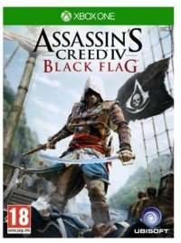 CD Keys: Assassin's Creed IV 4: Black Flag Xbox One a solo $5.80 dolares