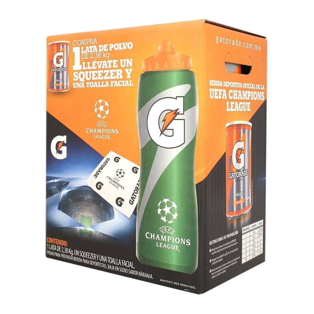 Sam's Club en línea: Polvo para Bebida Hidratante Gatorade Champions League 2.38 Kg a $98.99