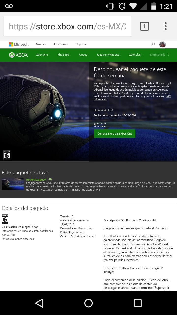 Xbox Live multiplayer abierto a todo mundo del 9 al 12 de junio y prueba gratis Rocket League