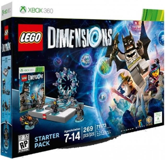 Best Buy en línea: Lego Starter Pack para Xbox 360 a $589
