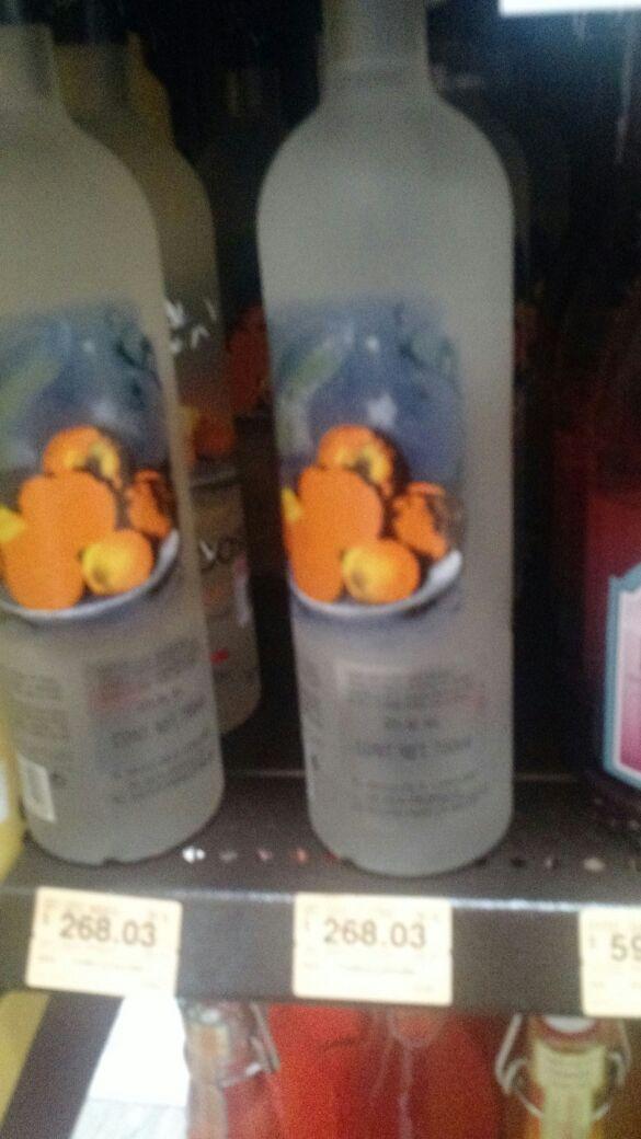 Superama: Grey Goose Naranja a $268.03