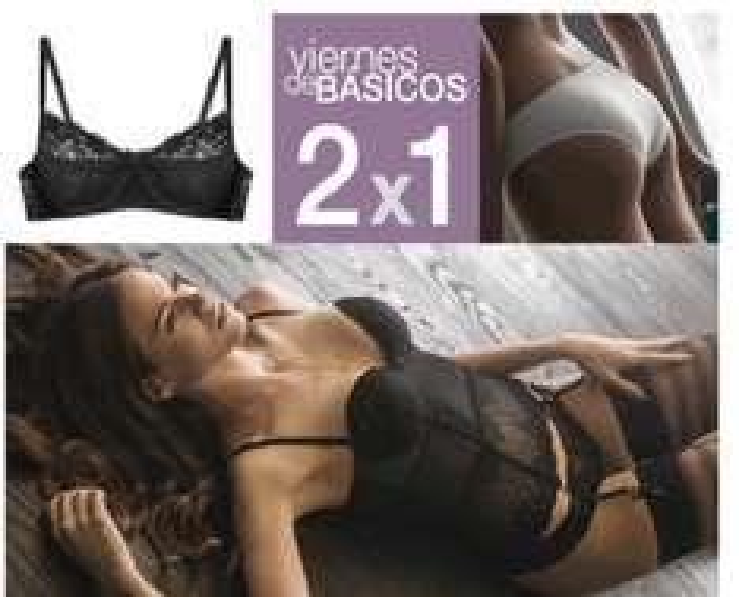 Fiorentina: ¡2x1 en básicos! Sólo en boutique en línea