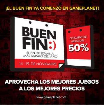 Ofertas del Buen Fin en Game Planet (actualizado. Incluye Halo 4 y Black Ops 2)