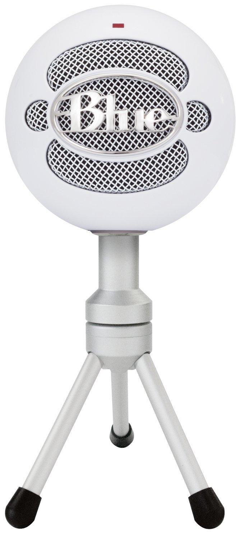 Amazon: Microfono Blue Snowball iCE