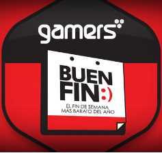 Ofertas del Buen Fin en Gamers Retail (actualizado)