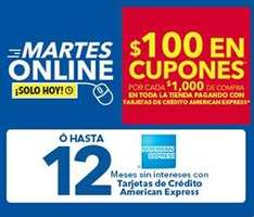 Best Buy: martes online con American Express