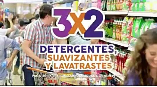 Julio Regalado en Soriana y Comercial Mexicana: suavizantes, detergentes y lavatrastes al 3x2