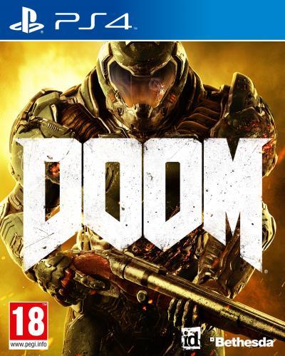 Playstation Store: Primer nivel de Doom gratis solamente esta semana