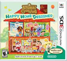 Amazon: Animal Crossing Happy Home Designer a $375