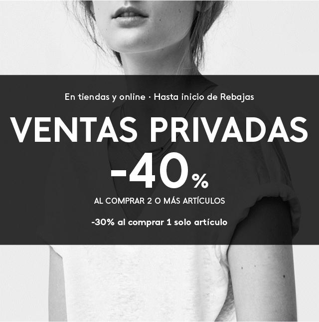 Tienda Mango en línea: 40% De Descuento comprando 2 o más prendas, o 30% comprando 1