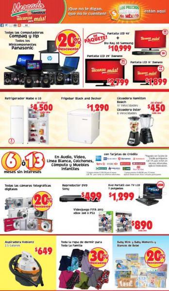 Mercado Soriana: 20% de descuento en computadoras Compaq y HP, cámaras digitales y más