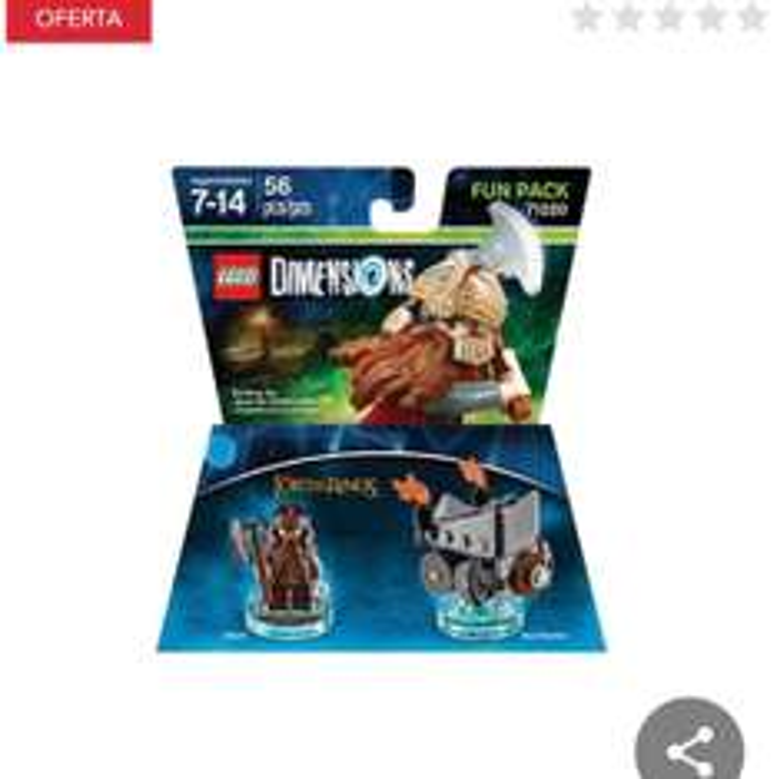 Best Buy en línea: productos lego dimensions de 56 piezas de $299 a $125