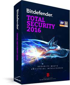 BitDefender: Total Security de $1,697 a $547