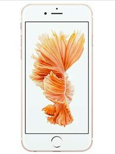 Amazon: Apple iPhone 6S PLUS 64 GB, Oro Rosa, Desbloqueado $10,999 (vendido por un tercero)