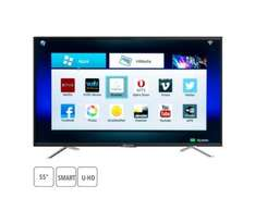 "Best Buy en línea: Pantalla Hisense de 55"" Smart TV 4K + Quadrone - Drone Spark con luces + $1200 en cupones"