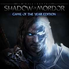 Amazon: Shadow of Mordor GOTY PS4 digital 12 dólares