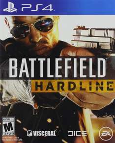 Amazon USA: Battlefield Hardline - PS4 [Código Digital] a $4.79 USD