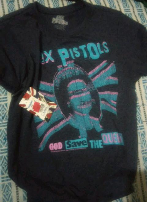 Walmart Córdoba: Playera Sex Pistols de $128 a $20.01