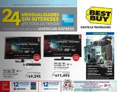 Best Buy: Smart TV 3D + Blu-ray 3D + Xbox 360 con FIFA 13 y Halo 4 y más