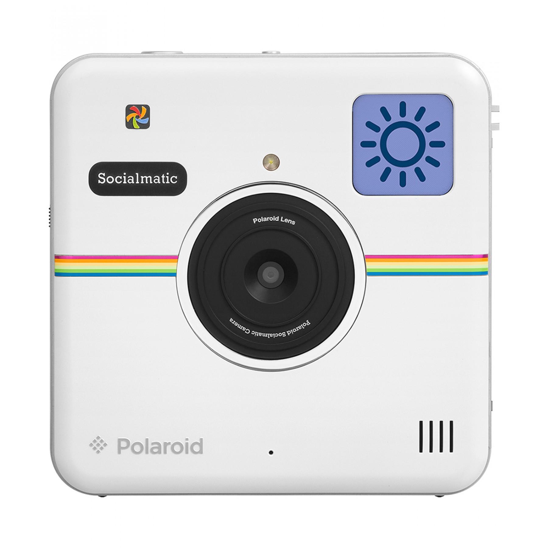 Palacio de Hierro en línea: Cámara Polaroid Socialmatic White a $3,750