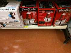 Walmart Plaza Aragon: Picadora Betty Crocker