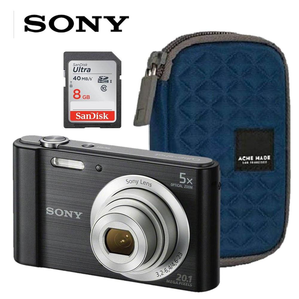 Walmart en línea: Cámara Sony Cyber-Shot W800 a $1899 y Nikon P530 a $4999 + regalos