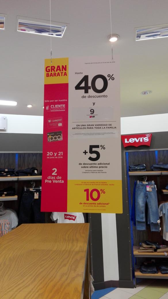 Fábricas de Francia: 2 días de preventa 20 y 21 de junio. Hasta 40% de descuento + 5% adicional para tarjetahabientes