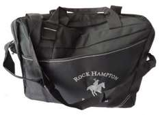 "Amazon: porta Laptop 17"" con correa Rock Hampton Polo Team a $99 (vendido por un tercero enviado por Amazon)"