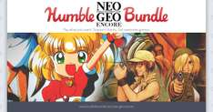 Humble NEO GEO Encore Bundle