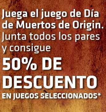 50% de descuento en juegos en Origin (Electronic Arts): Mass Effect 3 $150, Crysis 2 $100 y +