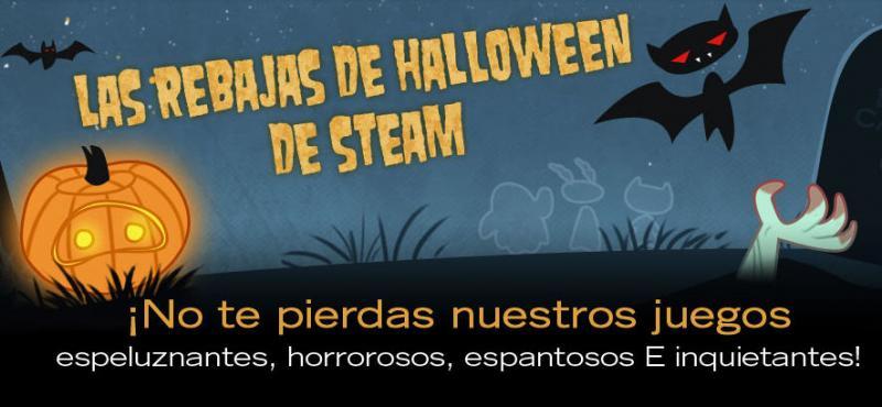 Rebajas Halloween Steam: 75% de descuento en juegos. Dead Space 2, Bioshock 2 y muchos +