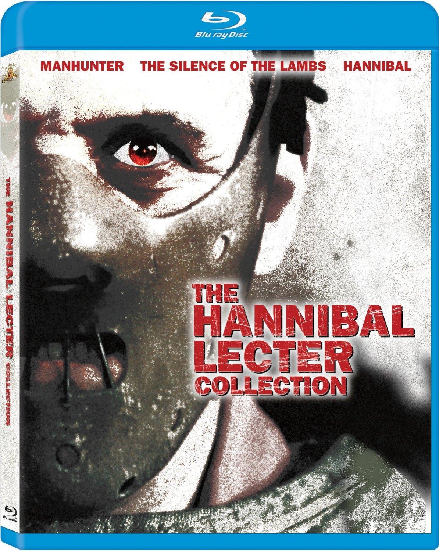 Amazon MX: Colección de Hannibal Lecter Blu-ray $281.93
