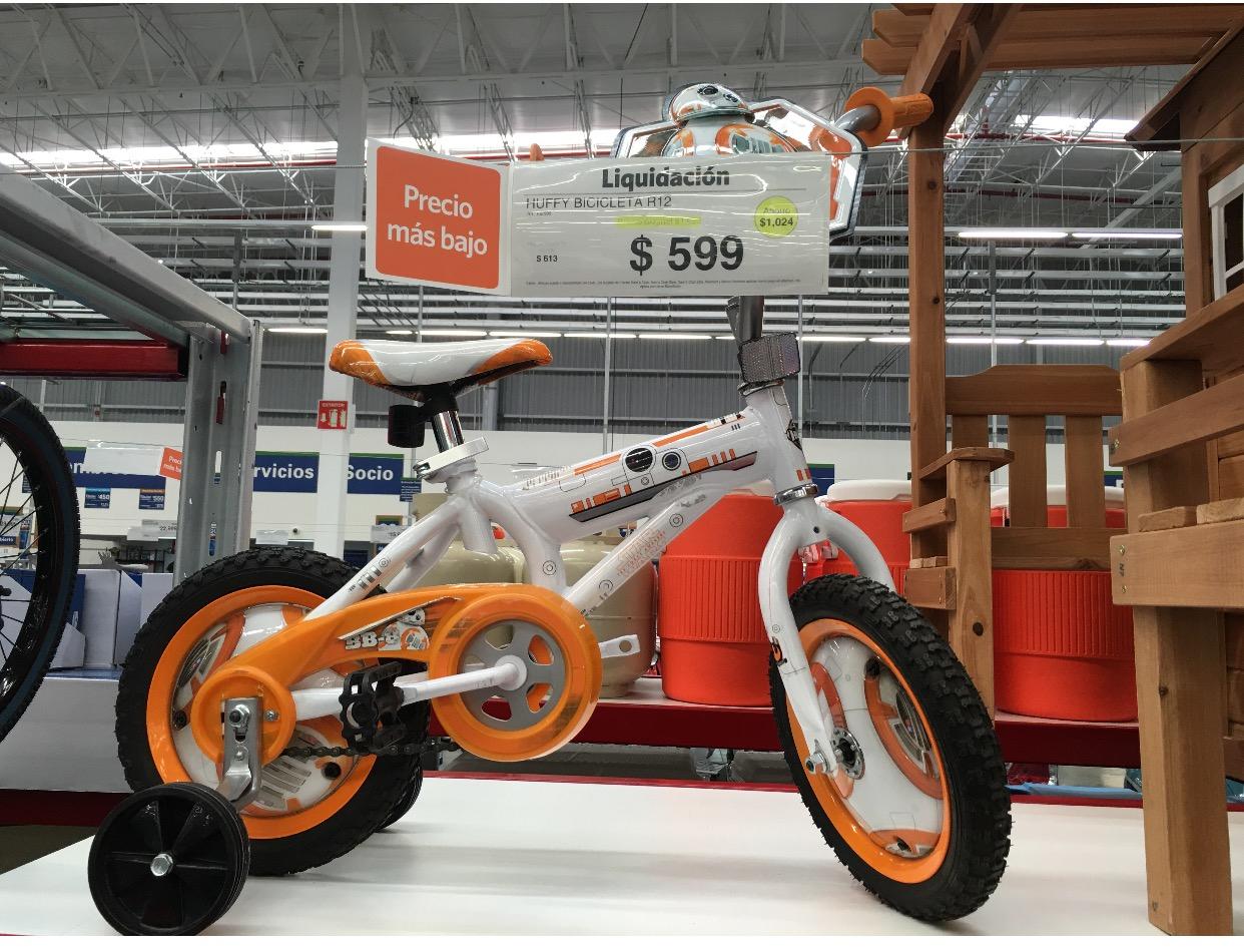 Sam's Club La Raza: Bicicleta para niño de $1623 a $599!!!