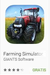 Google Play: Farming Simulator 14 GRATIS!!