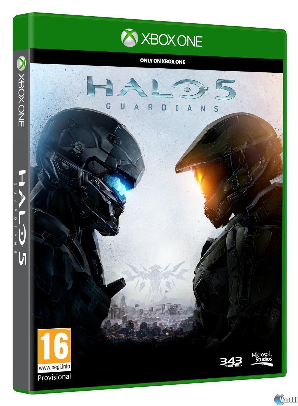 Xbox: Halo 5: Guardians juega GRATIS del 29 de Junio al 5 de Julio (Usuarios Gold)