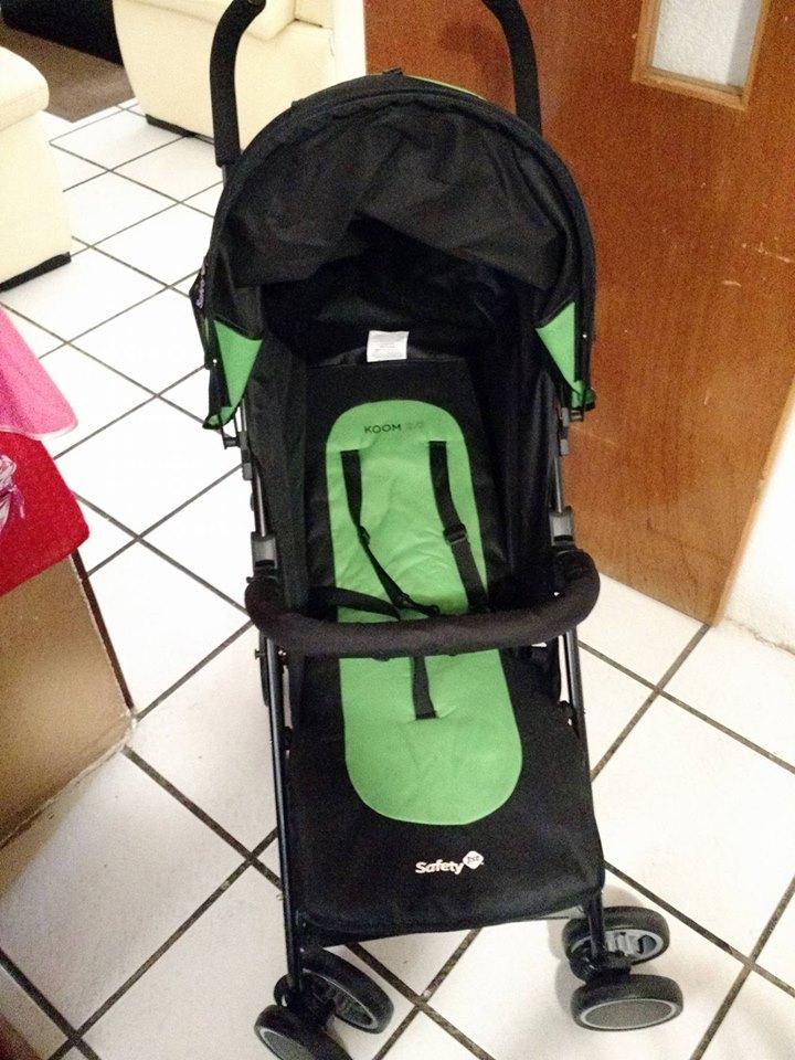Walmart Cuernavaca D.Diez: Carriola Safety 1rst Koom 2.0 a $600.02
