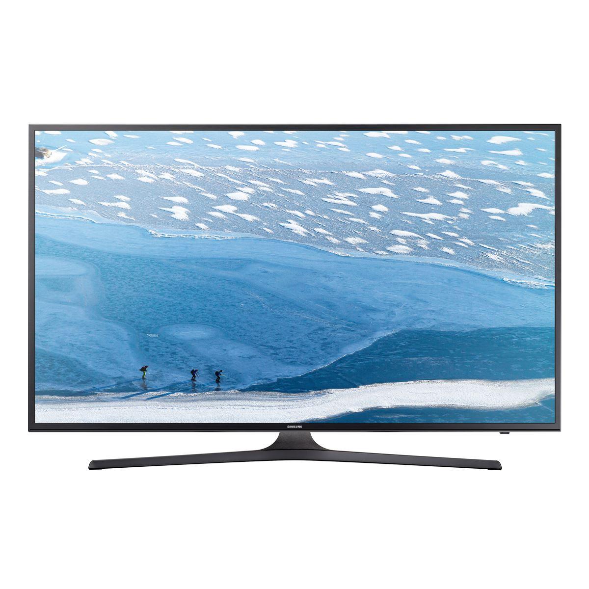 """Claroshop: pantalla 4K 50"""" Samsung UN50KU6000FXZX $11,249 y envío gratis"""