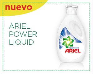 Amazon México: Ariel Liquido concentrado 3L a $111 (no disponible por el momento)