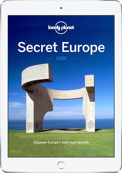 Lonely Planet: 45% de descuento en libros impresos y electrónicos