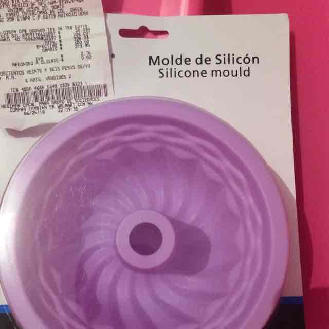 Walmart: moldes de silicona en liquidación a $20.03