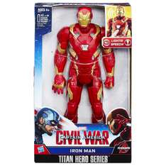 Amazon: Marvel Iron Man Electronico a $299.73