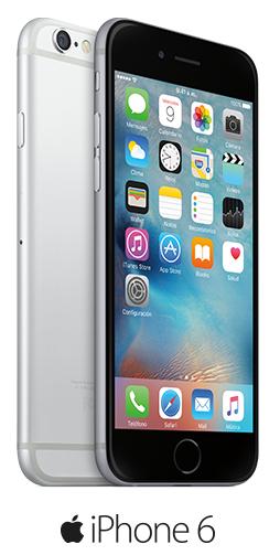 AT&T: iPhone 6 de 64GB en Plan de $499 al mes (más $299 del equipo)