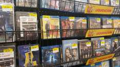 Walmart Gran Plaza Cancún: Series Gossip Girl y The Vampires Diaries