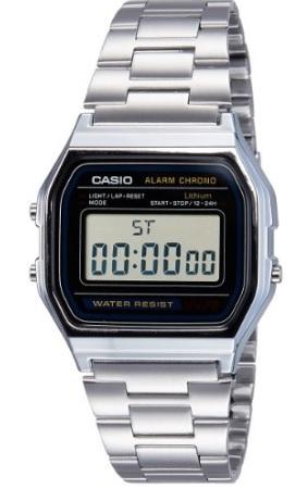 Amazon México: reloj digital Casio A158WA-1R a $302