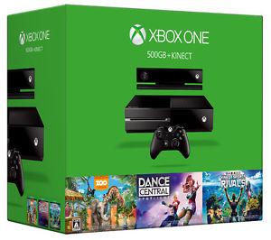 Ebay: Xbox One con kinect y 3 juegos ya con envío a México