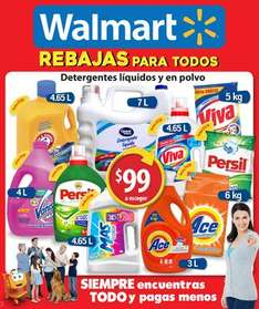 Folleto Walmart del 29 de junio al 12 de julio