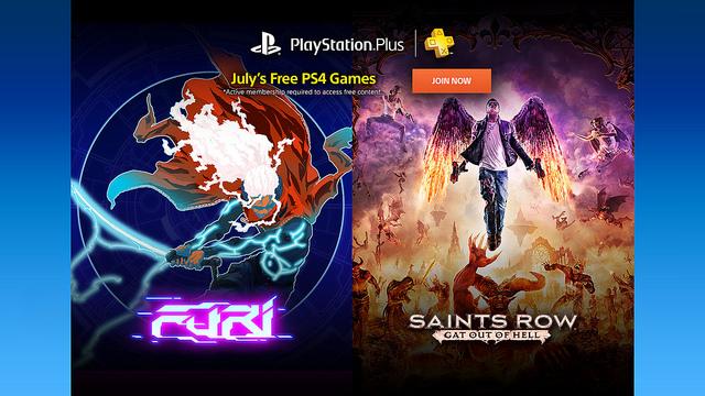 Playstation Network: Juegos para Julio PSN PLUS