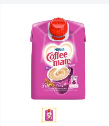 Oferta Nacional: Coffee-mate Chai Late en liquidación
