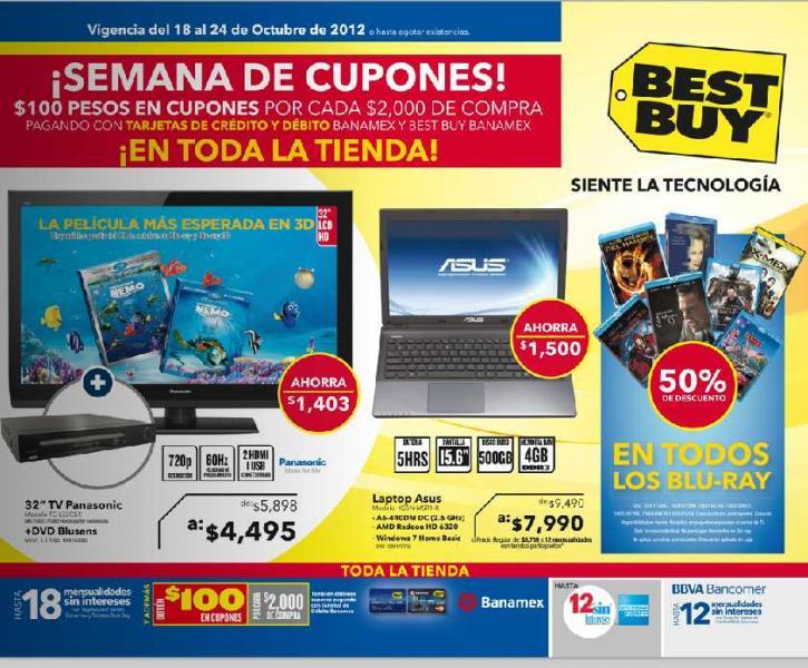 Best Buy: juego gratis de Kinect al comprar Xbox 360, 50% menos en blu-rays y más
