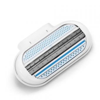 Linio: repuestos de cuchilla de afeitar 4pcs Count Razor Blade (Envío internacional)